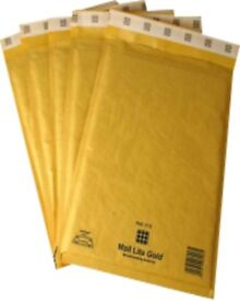 100 F3 PADDED ENVELOPES A4 SIZE COLLECTION S431JD