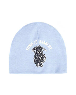 Sons Of Anarchy Reaper Print Logo Baby Beanie Hat