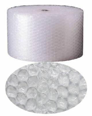 2 Rolls Of Large Bubble Wrap Size 300mm x 50m Protective Cushioning Packaging