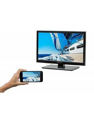 """Majestic 19"""" LED TV 12V HD Global Tuners, DVD, USB, MMMI - Best 12 Volt LED"""