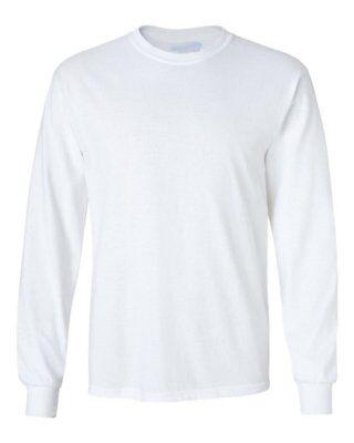 Nike Heavyweight Long Sleeve Shirt White