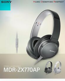 Sony MDR-ZX770AP brand new