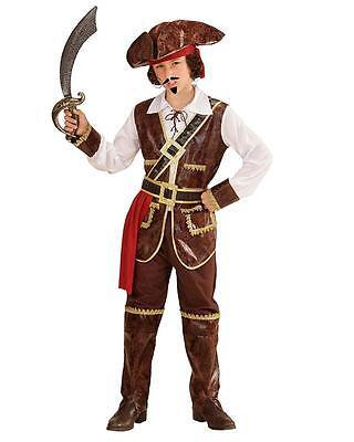 Costume carnevale Pirata dei caraibi travestimento Bambini (Carnevale Bambini Kostüm)