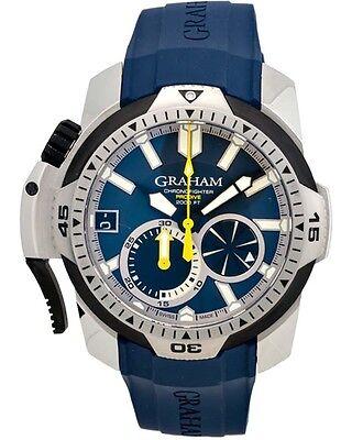 Graham Chronofighter ProDive Chronograph Men's Watch - 2CDAV.U01A