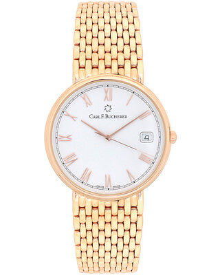 Carl F. Bucherer 18K Rose Gold Adamavi Men's Watch - 00.10301.03.21.22