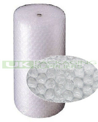 1 LARGE BUBBLE WRAP ROLL 1500mm (1.5m) WIDE x 50 METRES LONG PACKAGING - NEW