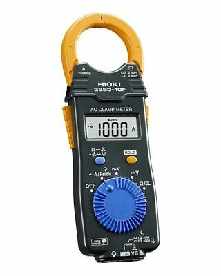 Hioki 3280-10f Clamp On Hitester 1000a Ac Tester Meter