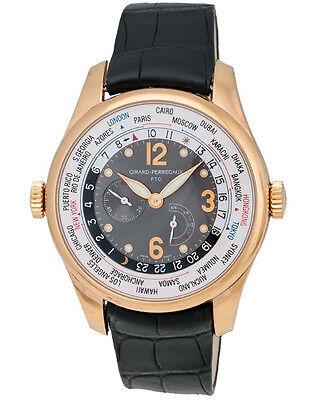Girard Perregaux ww.tc Power Reserve Men's Watch - 49850-52-254-BACA