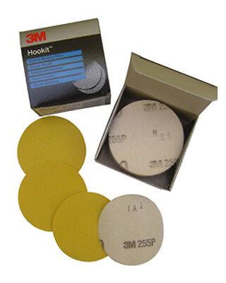 3M Superficie Preparación Hookit Recubierto Discos Abrasivos (76mm Paquete De 50