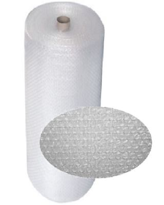 3 Rolls Of Small Bubble Wrap Size 1500mm x 100m Protective Cushioning Packaging