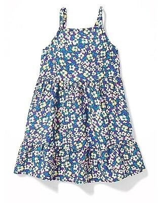 Holidays Hot Sale Beautiful Floral Cami Dress for Toddler Girls!