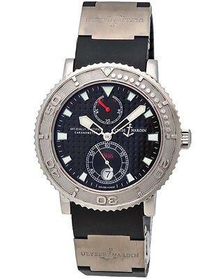 Ulysse Nardin Men's Maxi Marine Diver Chronometer Watch 263-55-3/92