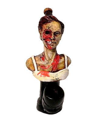 Walking Dead Girl Zombie (Zombie Girl Handmade Tobacco Smoking Hand Pipe Horror Walking Dead)