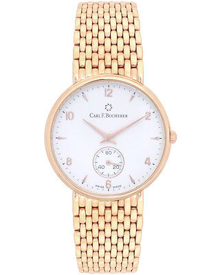 Carl F. Bucherer 18K Rose Gold Adamavi Men's Watch - 00.10305.03.26.21