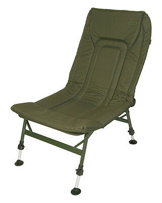 Daiwa NEW Carp Fishing Green Mission Carp Chair - DMCC1