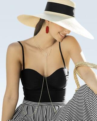 Kendra Scott Women's Joslyn Rose Gold Body Chain Jewelry One Size