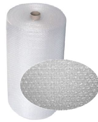 3 Rolls Of Small Bubble Wrap Size 1200mm x 100m Protective Cushioning Packaging