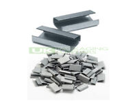 1500 Metal Seals for Hand Pallet Strapping 12mm x 25mm SEMI Open