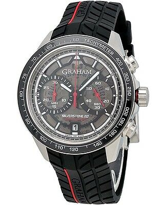 Graham Silverstone RS Supersprint Chronograph - 2STBC.B05A