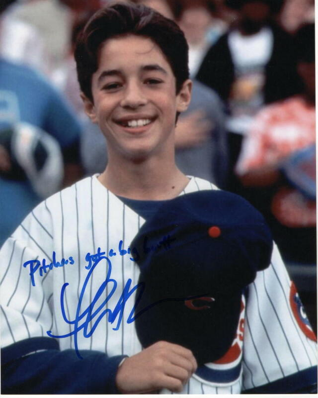 THOMAS IAN NICHOLAS SIGNED AUTOGRAPH 8X10 PHOTO - HENRY ROOKIE OF THE YEAR