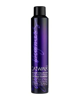 (CATWALK VOLUME COLLECTION YOUR HIGHNESS FIRM HOLD HAIRSPRAY BY TIGI 9.0 OZ CAN)