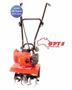 GPT 65CC THRASHER CULTIVATOR & TILLER ROTARY HOE-VISIT OUR STORE Northcote Darebin Area Preview