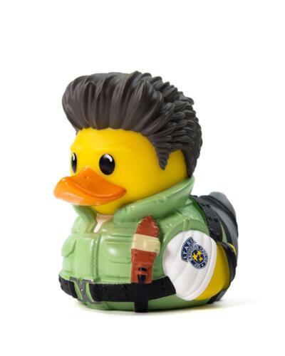 Resident Evil Chris Redfield Tubbz Bath Duck Figure