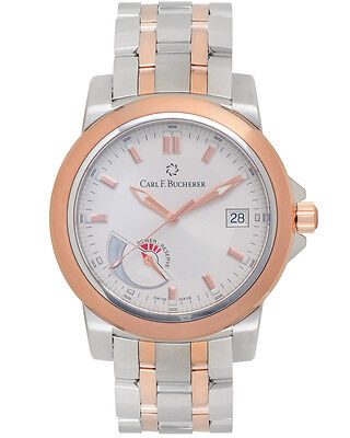 Carl F. Bucherer Patravi Autodate Two Tone Watch - 00.10616.07.13.21