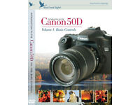 Blue Crane Digital - Introduction to the Canon 50D - Training DVD