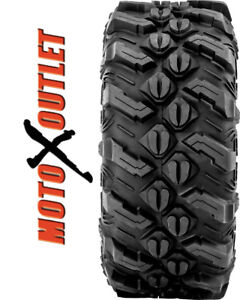 Sedona Buck Snort 25x8-12 25x10-12 Atv - Utv Tires Front Rear Set of 4