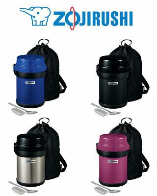 Zojirushi SL-JBE14 Mr. Bento Stainless Steel Lunch Jar / 100% Authentic  Bento Stainless Steel Lunch Jar