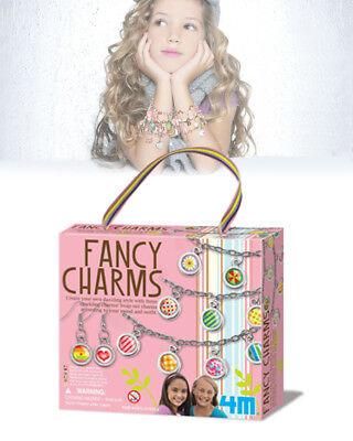 Kit crea gioielli giocattolo per bambine - Fancy Charms
