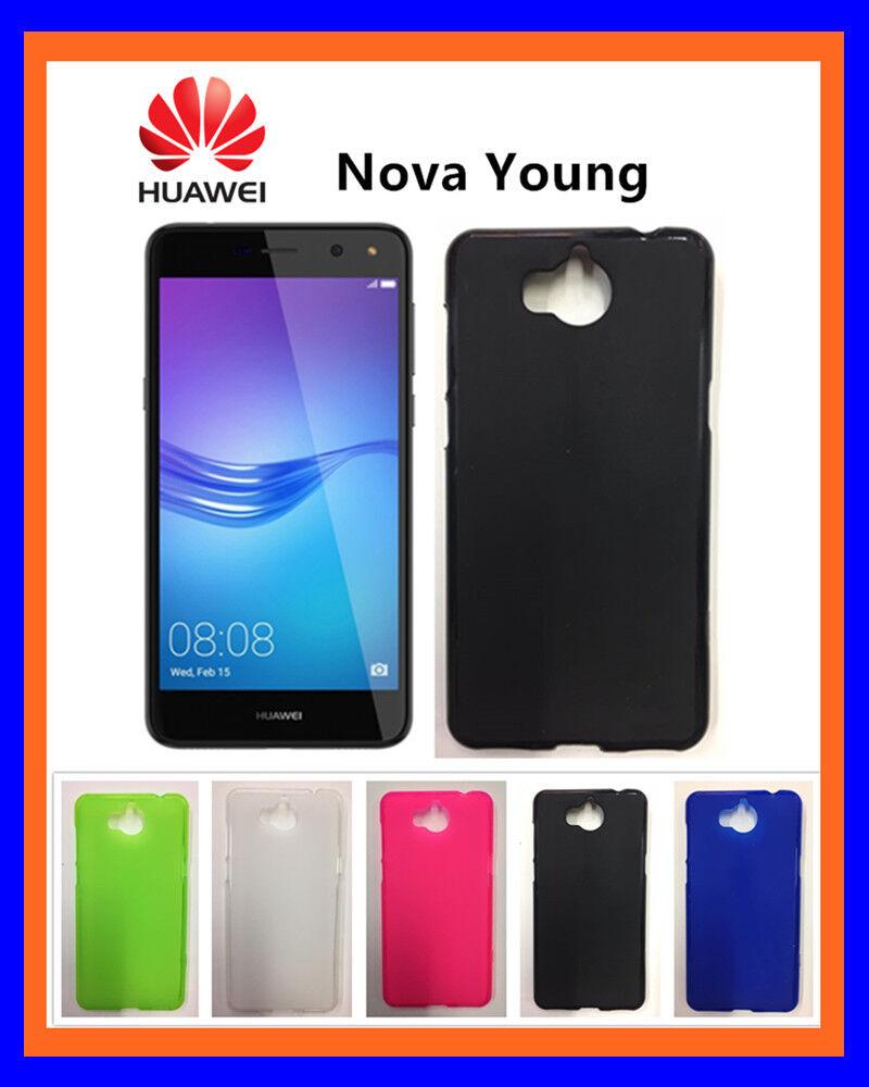 Cover Custodia morbida per HUAWEI Nova Young 5