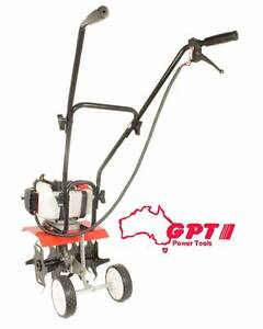 GPT 65CC THRASHER CULTIVATOR & TILLER ROTARY HOE | BRAND QUALITY Avondale Heights Moonee Valley Preview