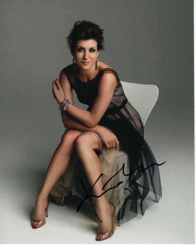 KATE WALSH SIGNED AUTOGRAPHED 8X10 PHOTO - GREY'S ANATOMY, 13 REASONS WHY