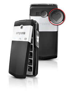 Unlocked camera BIG BUTTON Emporia Click V32 brand new Phone for senior people