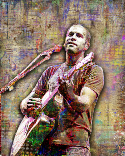 JACK JOHNSON Tribute 16x20in Poster Artwork Jack Johnson 16x20in Free Shipping