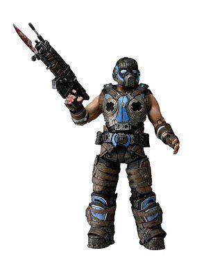 """Gears of War 3 (GOW3) -  COG Soldier 7"""" Figure Series 3 - NECA"""