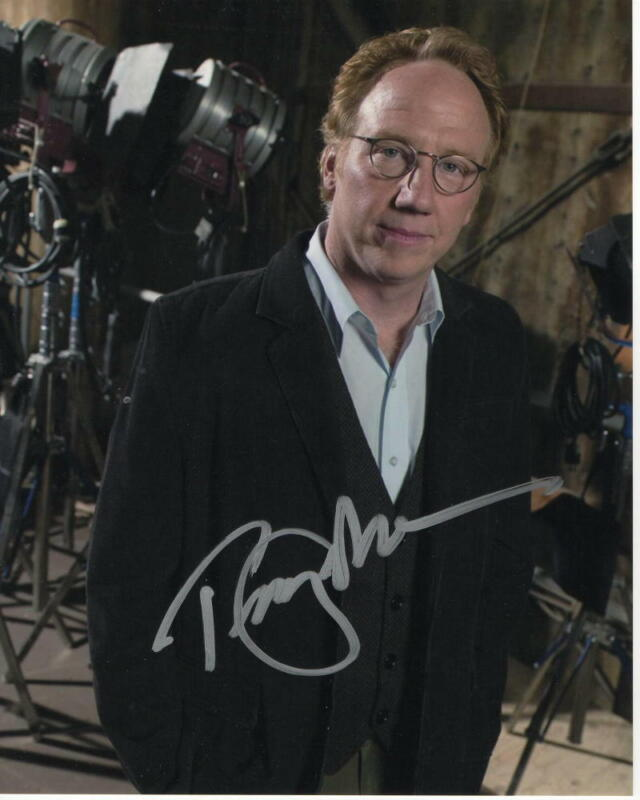 TIMOTHY BUSFIELD SIGNED AUTOGRAPH 8x10 PHOTO THE WEST WING, REVENGE OF THE NERDS