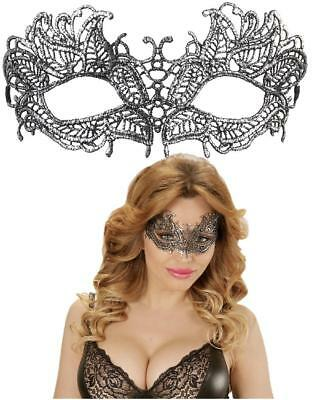 Mascherina Pizzo Antico X Costume Carnevale PS 26525