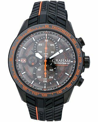 Graham Silverstone RS Endurance Chronograph Men's Watch - 2STCB.B04A