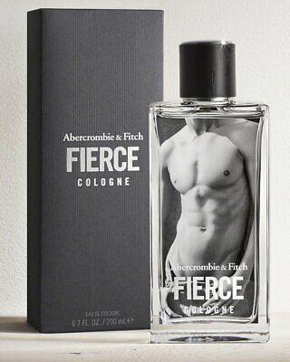 Abercrombie & Fitch Fierce Eau de Cologne 200ml Spray