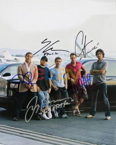 Entourage Cast Signed Autographed 8x10 Photo reprint