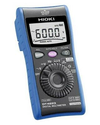 Hioki Dt4223 Digital Multimeter For Electrical Work In The Field Japan Tracking