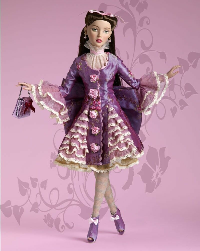 "16"" Wilde Imagination - Sweet Miette DRESSED DOLL LE250  nrfb"