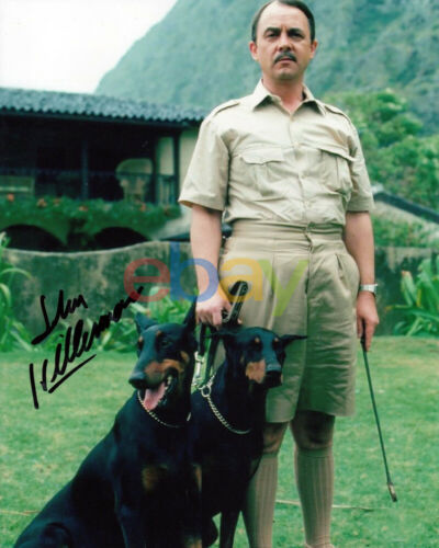 John Hillerman (Magnum P I) Signed 8x10 Autographed Photo reprint