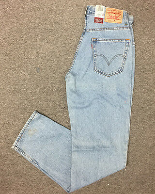 Levi's Men's 550 Relaxed Fit Jean Fire Stonewash 30x32
