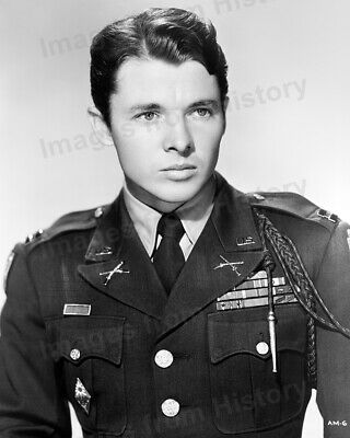 8x10 Print Audie Murphy Military Costumed Portrait Movie ? #5227