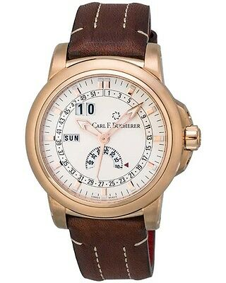 Carl F. Bucherer 18K Patravi Calendar Mens Watch -  00.10629.03.13.02