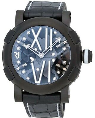 Romain Jerome Steampunk LE Automatic Black/White - RJ.T.AU.SP.005.01